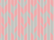 Art Gallery Minimalista Darts Fabric Watermelon