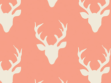 Art gallery Hello Bear Buck Forest Knit Coral