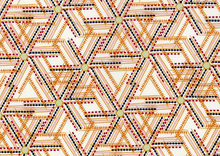 Art Gallery Indi Afro Fusion Cotton Fabric Dawn