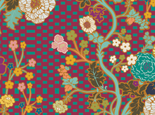 Art Gallery Indie Marqueterie Cotton Ginger