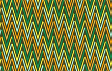 Art Gallery Rhapsodia Weaving Zig Zag Verde