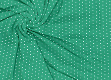 Bamboo Dot Knit Green