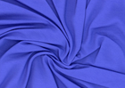 Bamboo Knit Fabric Royal Blue