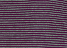 Bamboo Stripe Knit Plum Grey