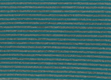 Bamboo Stripe Knit Teal Grey