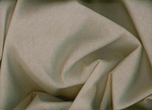 Beige Cotton Voile Fabric