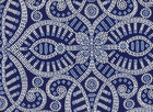 """Belle of the Ball Upholstery Fabric Delft <br><FONT COLOR=""""fc7db0"""">Employee Favorite!</FONT>"""