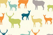 Birch Elk Fam Organic Cotton Knit Multi