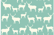 Birch Elk Fam Organic Cotton Knit Pool