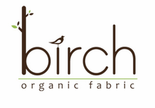 Birch Fabric Organic Cotton