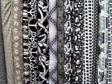 Black and White Quilting Fabrics
