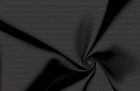 Black Silk Charmeuse Fabric