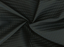 Bounty Quilted Pleather Black
