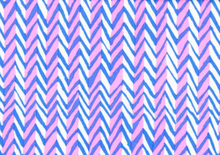 Brandon Mably for Rowan Fabrics Herringbone Stripe Cotton Fabric White