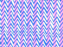 Brandon Mably Herringbone Stripe Cotton Multi