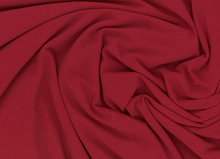 Brazil Jersey Knit Fabric Burgundy