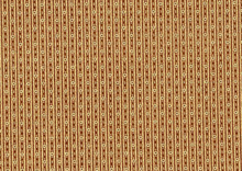 Bridgepoint Abstract Stripes Cotton Brown