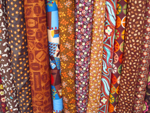 Brown Quilting Fabrics