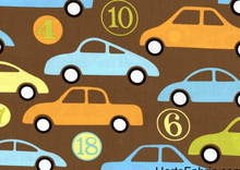Bumper 2 Bumper Car Fabric Brown