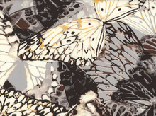 Butterfly Print Rayon