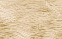 Camel Shag Faux Fur Fabric