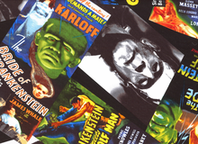 Classic Horrors Posters Black