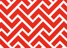 "Cloud 9 GeoCentric ZigZag Organic Canvas Coral <br><FONT COLOR=""fc7db0"">Employee Favorite!</FONT>"