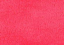 Coral Minky Solid