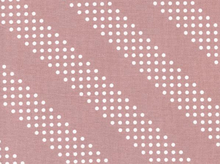 Cotton and Steel Basics Dottie Cotton Rosewater