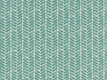 Cotton and Steel Sarah Watts Honeymoon Palm Dusty Blue
