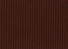 Cotton Pinstripe Suiting Brown