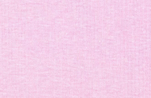Cotton Poly Knit Ribbing Fabric Pink