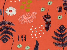 Cotton & Steel Alexia Abegg Mesa Fern Book Coral