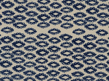 Cotton & Steel Alexia Abegg Mesa Woodblock Indigo