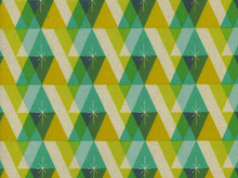 Cotton + Steel Melody Miller Facet Cotton Fabric in Green