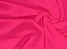 Cotton Voile Fabric Hot Pink