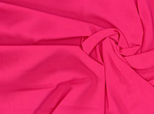 Hot Pink Voile Fabric