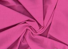 Cotton Voile Fabric Rose
