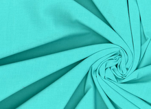 Cotton Voile Fabric Teal