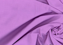 Cotton Voile Fabric Violet