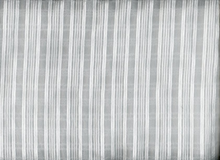 Cotton Voile Stripe White