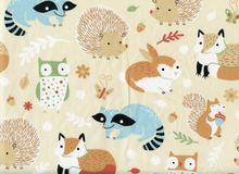 Critter Patch Creatures Organic Cotton