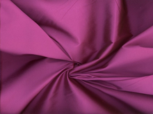 Cross-Dyed Poly Taffeta Magenta
