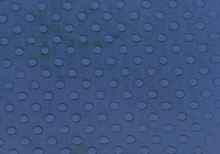 Cuddle Dimple Dot Minky Fabric Navy