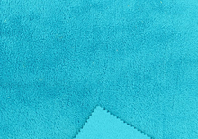 Cuddle Minky Fleece Fabric Teal