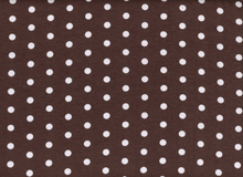 Dakota Jersey Knit Dots Taupe