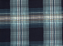 Dare Wafting Plaid Voile Marked