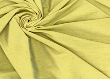 Dazzled Dupioni Fabric Citrine
