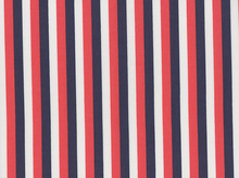 Dear Stella Flag Stripe Cotton Red
