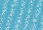 Dear Stella Squiggles Cotton Fabric Teal